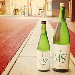 千代緑 純米大吟醸MS3